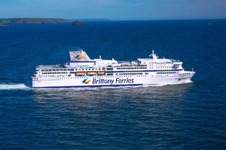 Brittany Ferries Pont Aven Information And Onboard Ferry Guide