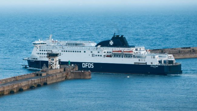 Côte Des Dunes Ferry