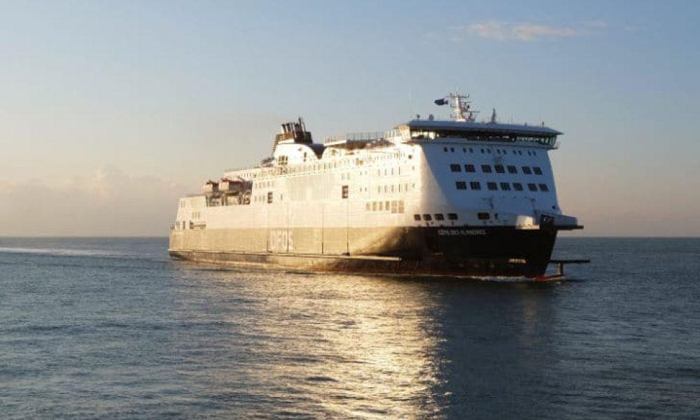 Cóte des Flandres Ferry