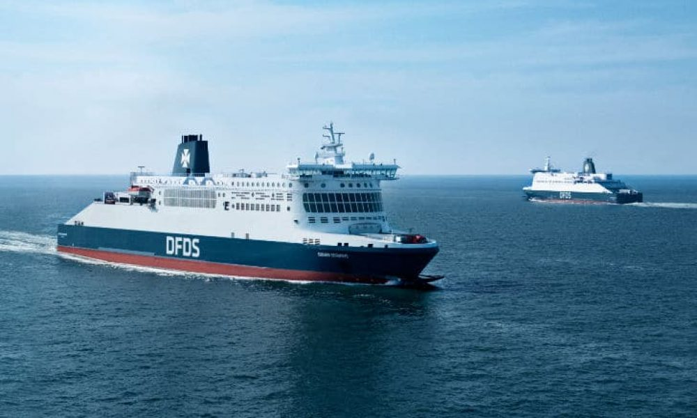 Calais Seaways Ferry