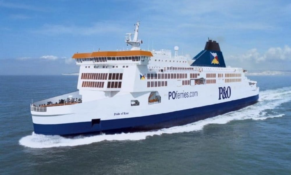 Do P and O Ferries have Wifi?