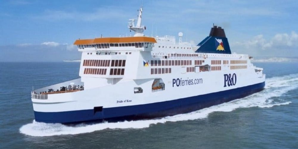 Do P&O Ferries have Wifi?