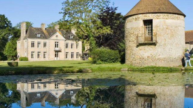 Chateau Lez Eaux Campsite