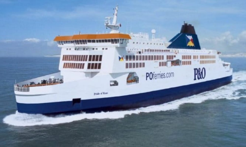 What is the cheapest ferry crossing to France?