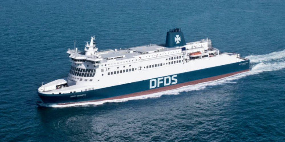 DFDS Dover Ferry Times