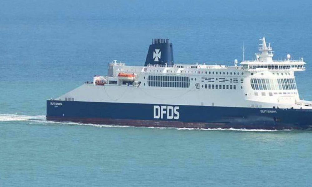 Dover to Calais Ferry Crossing