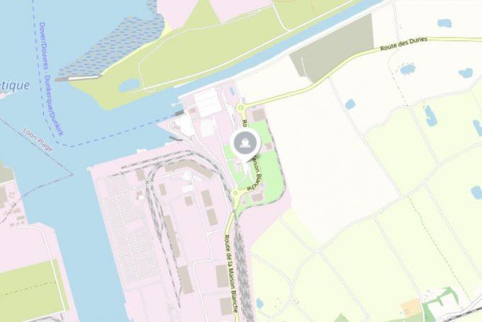 Dunkirk Ferry Port