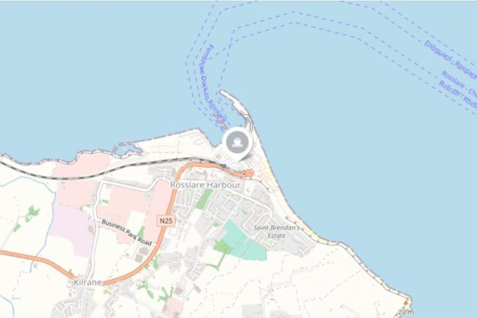 Rosslare Ferry Port