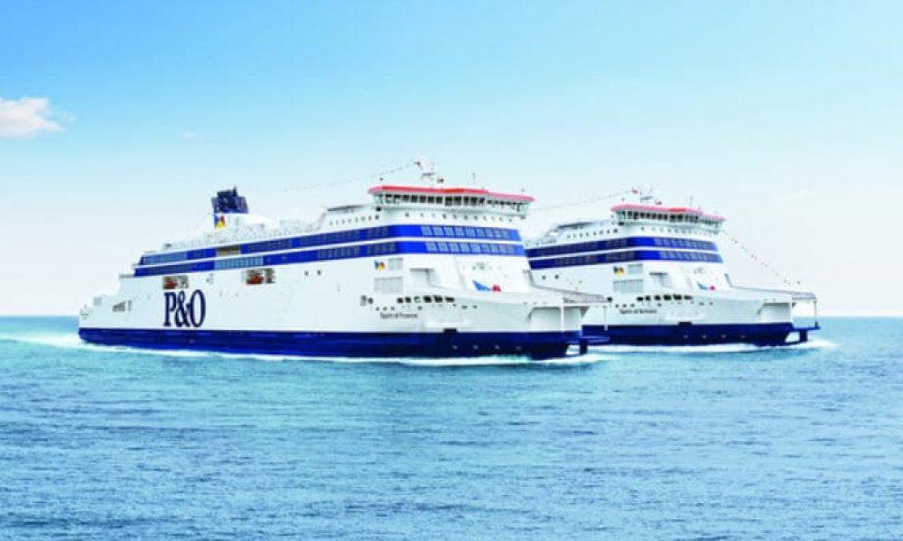 Spirit of France Dover to Calais