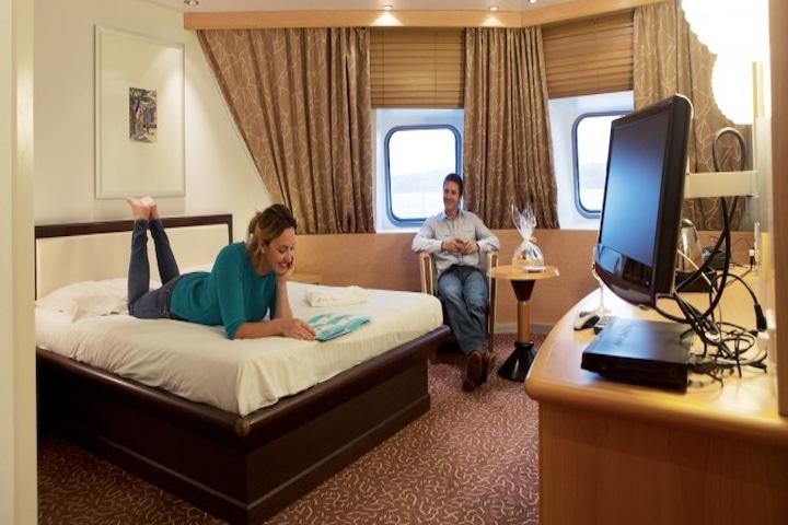De Luxe Club Plus Cabin