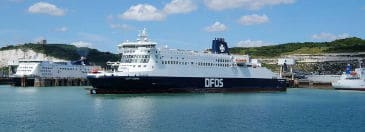 Travel by Ferry to France with DFDS Seaways