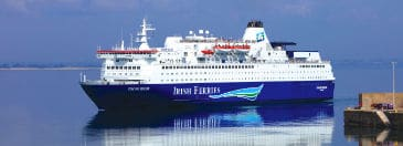 Travel to France by ferry with Irish Ferries