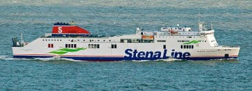 Travel to France by ferry with Stena Line