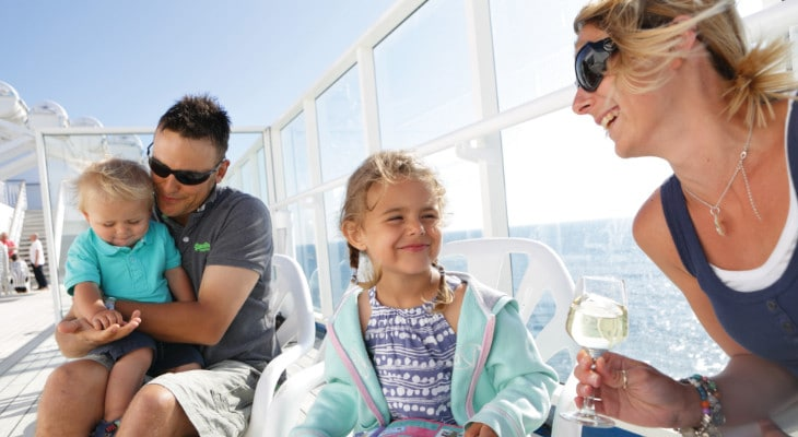 Daytime Ferry Crossings to France