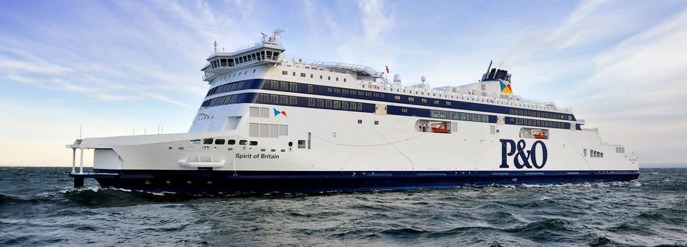 P&O Ferries Spirit of Britain