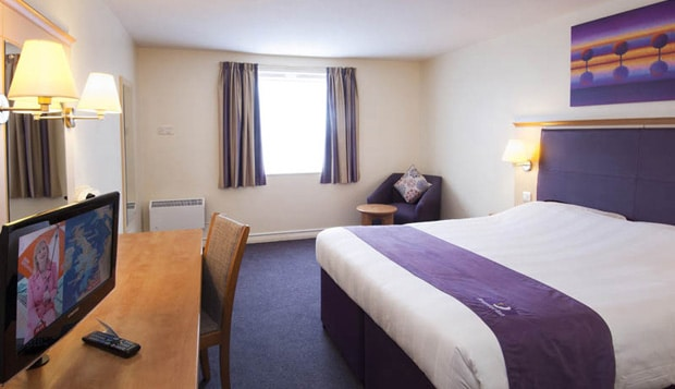 Premier Inn Pymouth City Centre Sutton Harbour Hotel