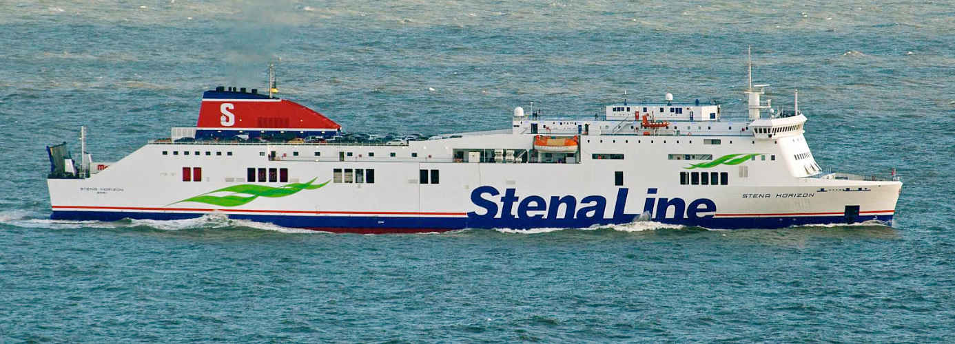 Stena Line Ferries Ship