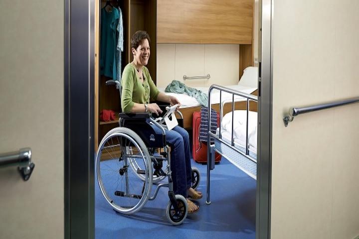 Wheelchair Accessible Cabin